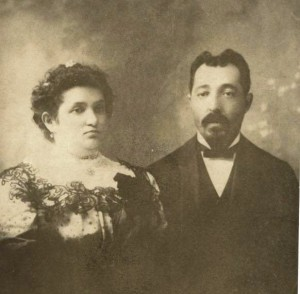 Jennie and Max Jorrisch