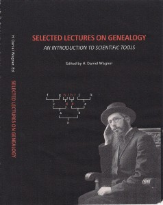 Selected Lectures on Genealogy: An Introduction to Scientific Tools, עורך: פרופ' דניאל וגנר