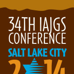 34th IAJGS Conference, Salt Lake City 2014, July 27-August 1