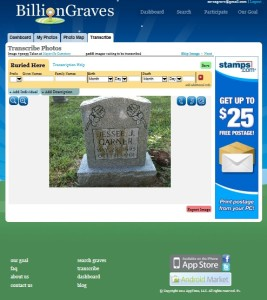 Webinar: Transcribing (Hebrew) Tombstones with BillionGraves
