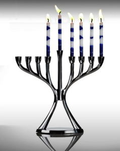 Shavua Tov – and with the fifth candle…