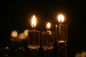 On the second night of Chanukah…