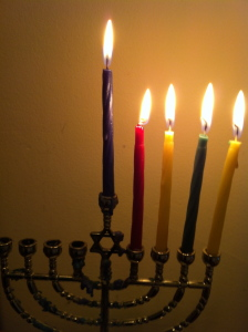 The fourth candle… Shabbat Shalom!