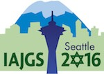 IAJGS 2016 Logo
