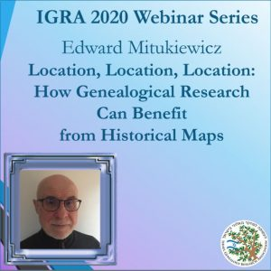 Video: Location, Location, Location: How Genealogical Research Can Benefit from Historical Maps