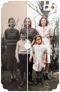 Show & Tell – MyHeritage Photo Enhancer and Colorization tools